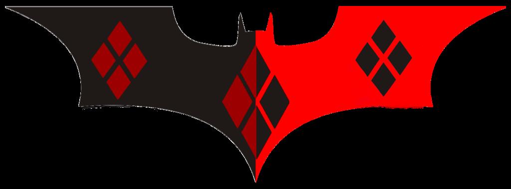 Batman Logo : Harley Quinn