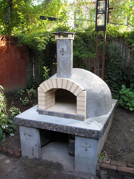 Build a Backyard Wood-Fired Pompeii Oven | Pizza oven ...