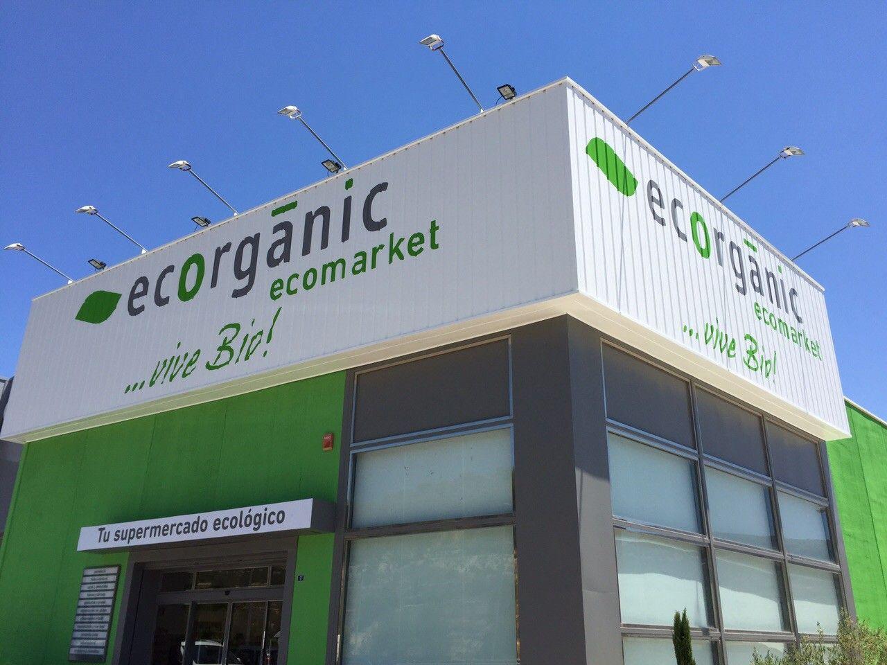 Nuestras Tiendas Ecorganic En Valencia Y Cocentaina Alcoy Ecorgánic Tu Supermercado Ecológico Tiendas Supermercado Benidorm