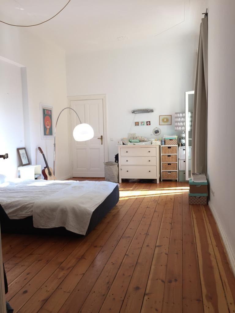 Simple Aber Gemütliche Einrichtungsidee Für Wg Zimmer