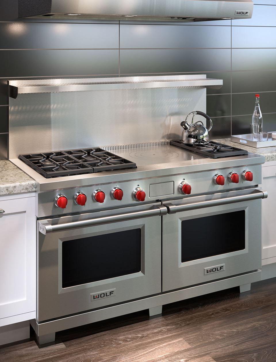 Dual Fuel Ranges Df606f Kitchen Redesign Dual Fuel Ranges Kitchen Design