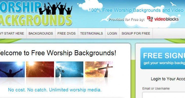 Free Worship Backgrounds Worship backgrounds, Worship