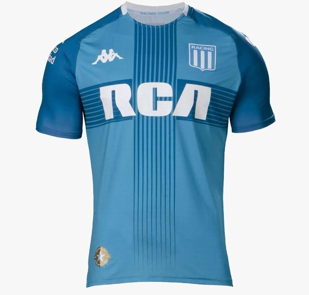 demanda Pequeño carrete  kappa @racingcluboficial @sudamericana INSTAGRAM.COM | Soccer jersey,  Argentina football, Football
