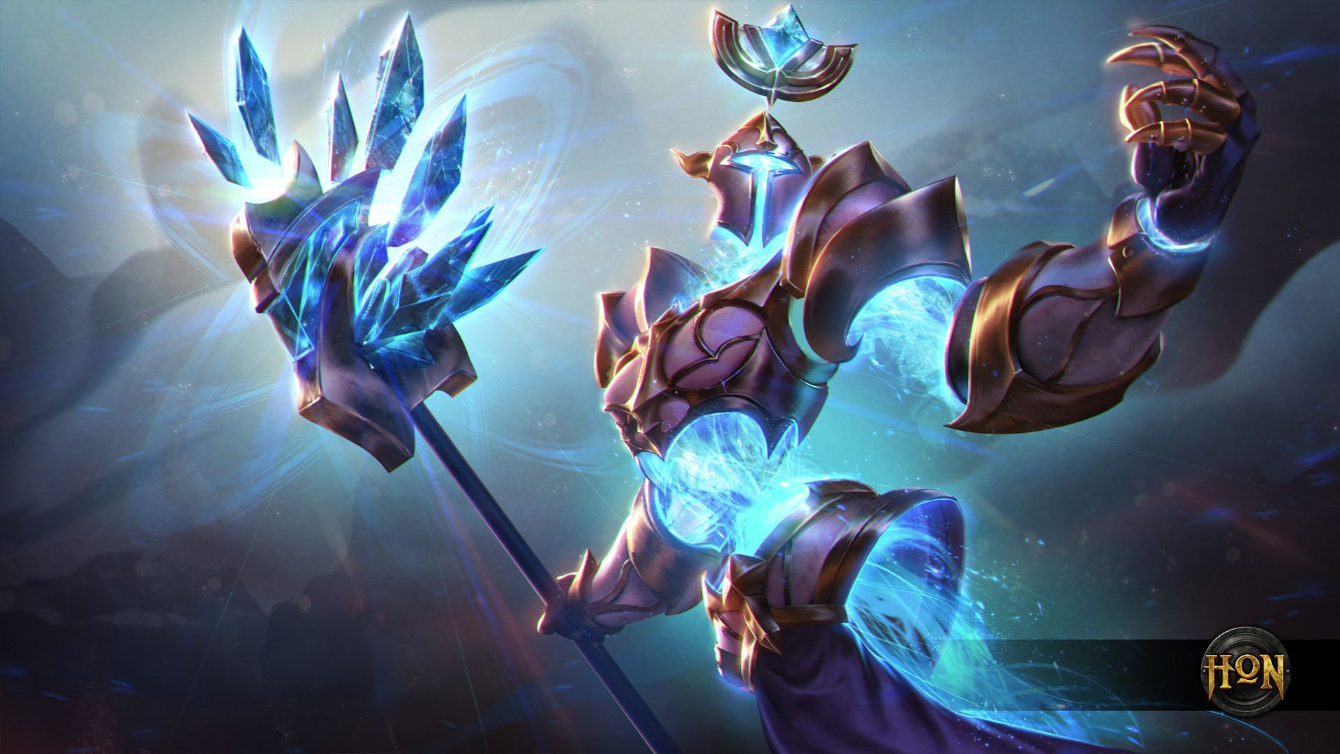 Heroes Of Newerth Paragon Revenant By Jennifer Wuestling On