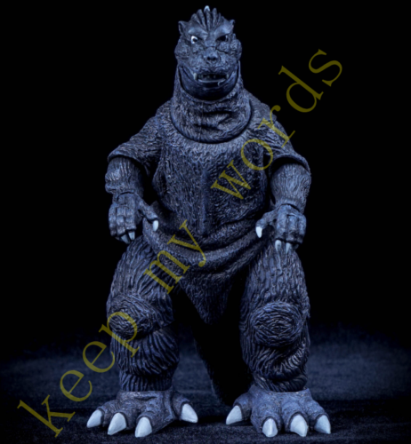 Neca Godzilla 1954 Action Figure Classic Movie Film Collection Toy Head Tail 12 Action Figures Collection Godzilla Movie Monsters