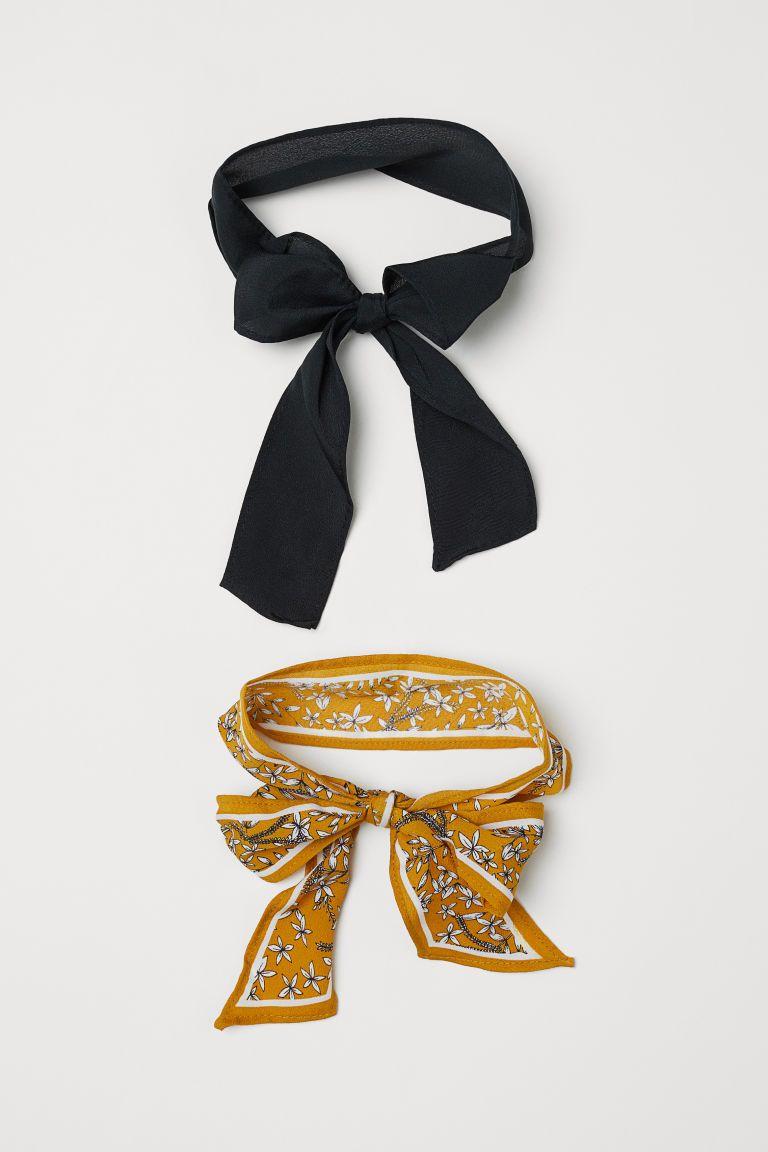 frans Förvånande implicit  2-pack hårband | Hårband, Blommor och Accessoarer