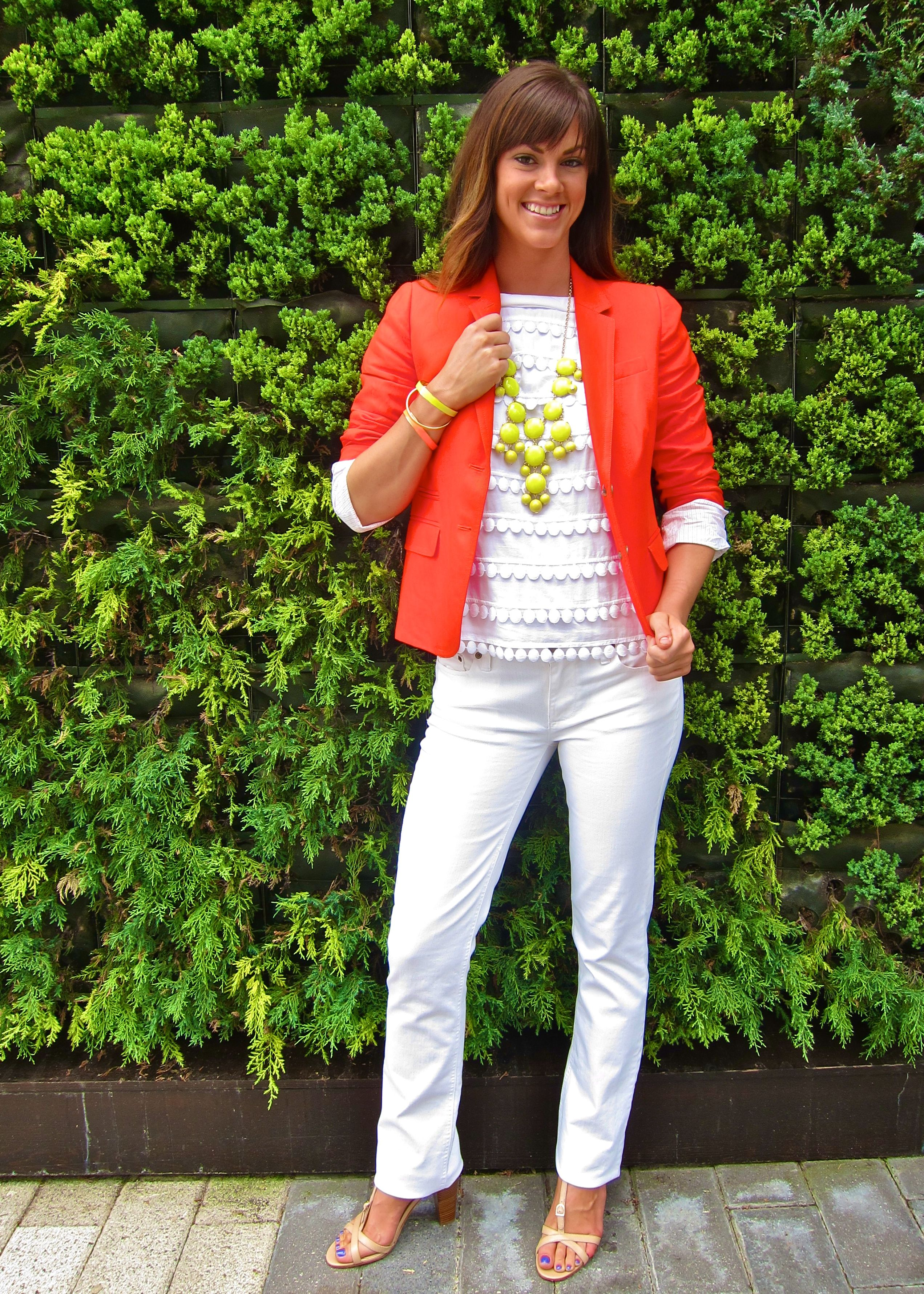 3 Ways to Wear a Blazer featuring J Crew apparel styled by All Ze Details