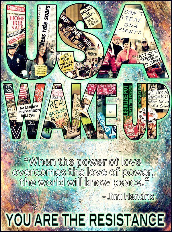 usa wakeup