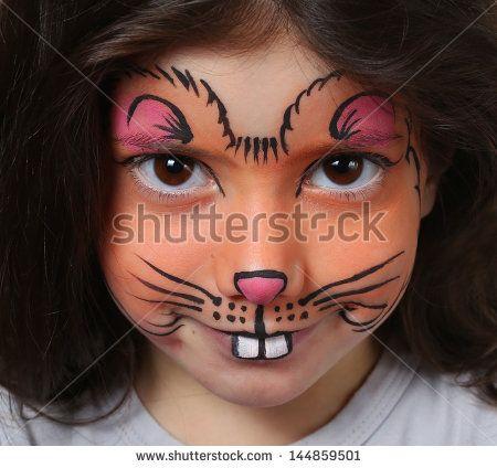 Cute Halloween Makeup Ideas For Kids