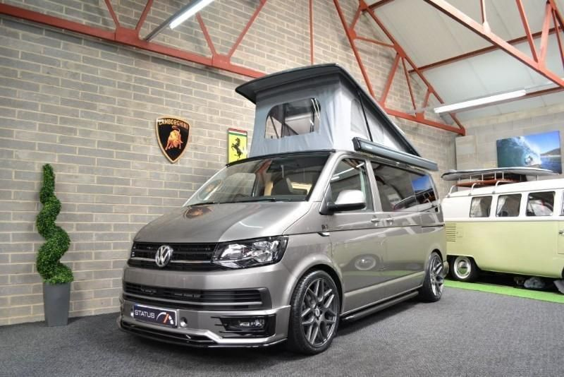 c57dd92781 eBay  VW Transporter T6 t5 TDI 150PS AURORA EDITION T GATE H LINE CAMPERVAN  4 BERTH PO