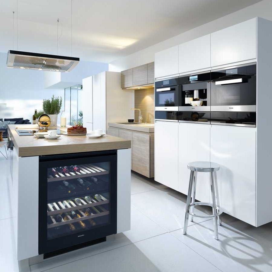 Miele KWT6321UG 60cm Integrated Built Under Dual Zone Wine