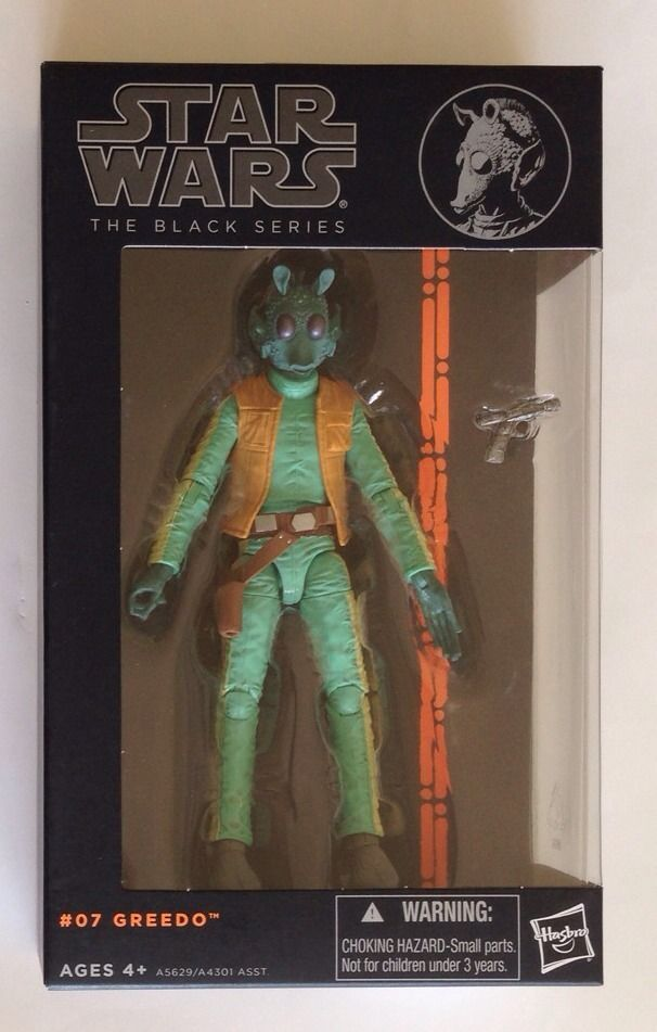 "- Hasbro New /& Unopened 6/"" DARTH MAUL Action Figure Star Wars Black Series"