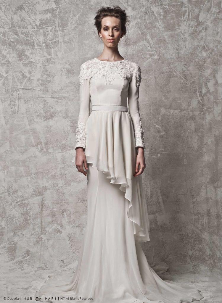 Pin by Nadia Nana on fashion :) | Pinterest | Baju kurung, Wedding ...
