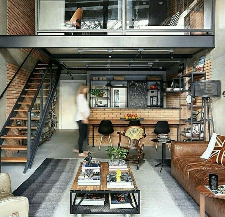 Cozy Loft Home Decor Ideas Thath Everyone Should Have 13 Trendy Living Rooms Small Living Rooms Apartment Interior