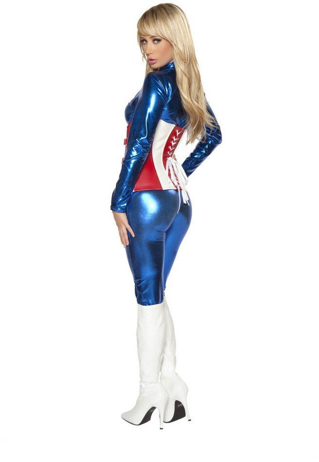 Sara Jean Underwood Sexiest Halloween Cosplay 30 King Of All Geeks