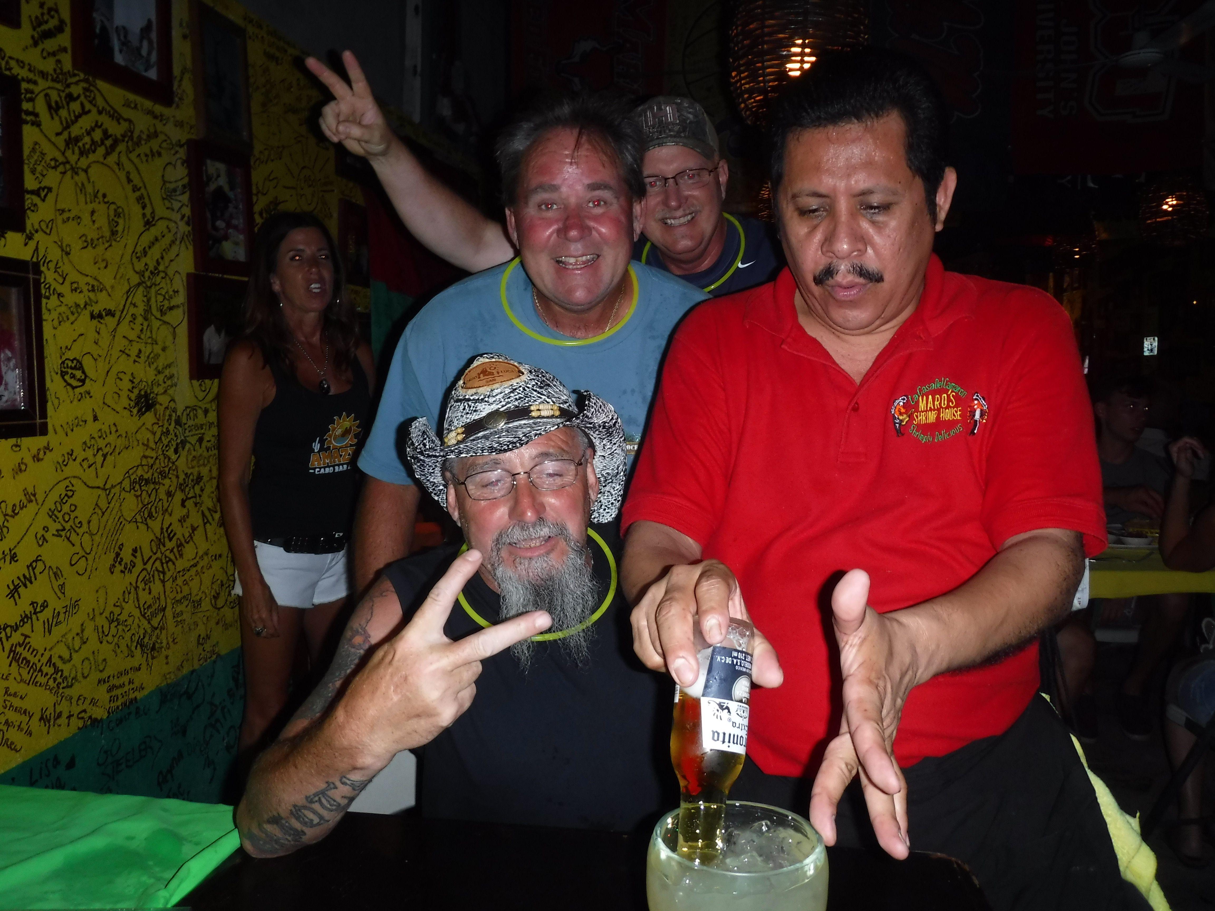 the guys fun night out! | june 2016 amazing cabo bar crawl