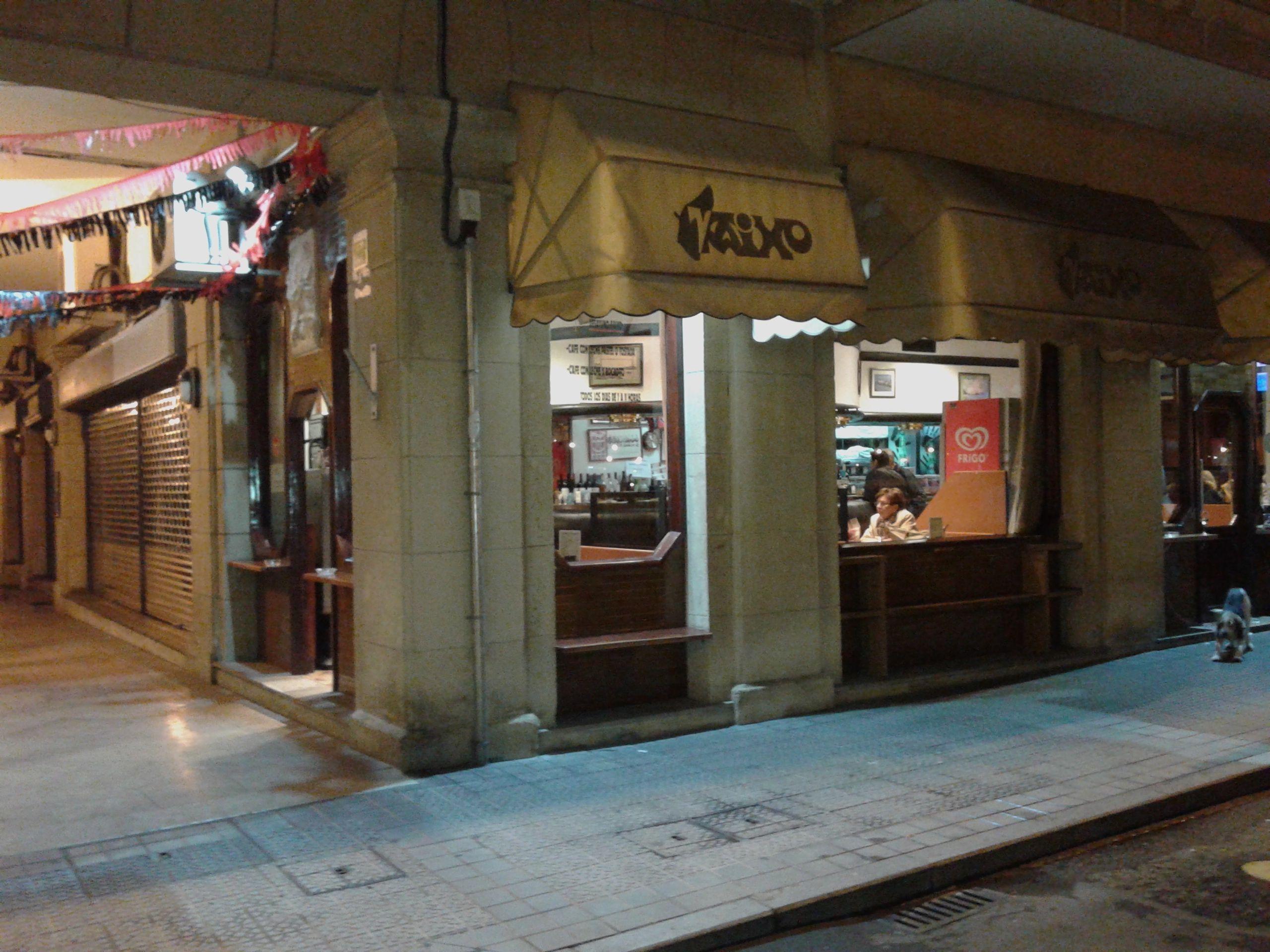 Kaixo Bar C Tomas Olabarri 15 48930 Las Arenas Getxo Tel  # Muebles Olabarri