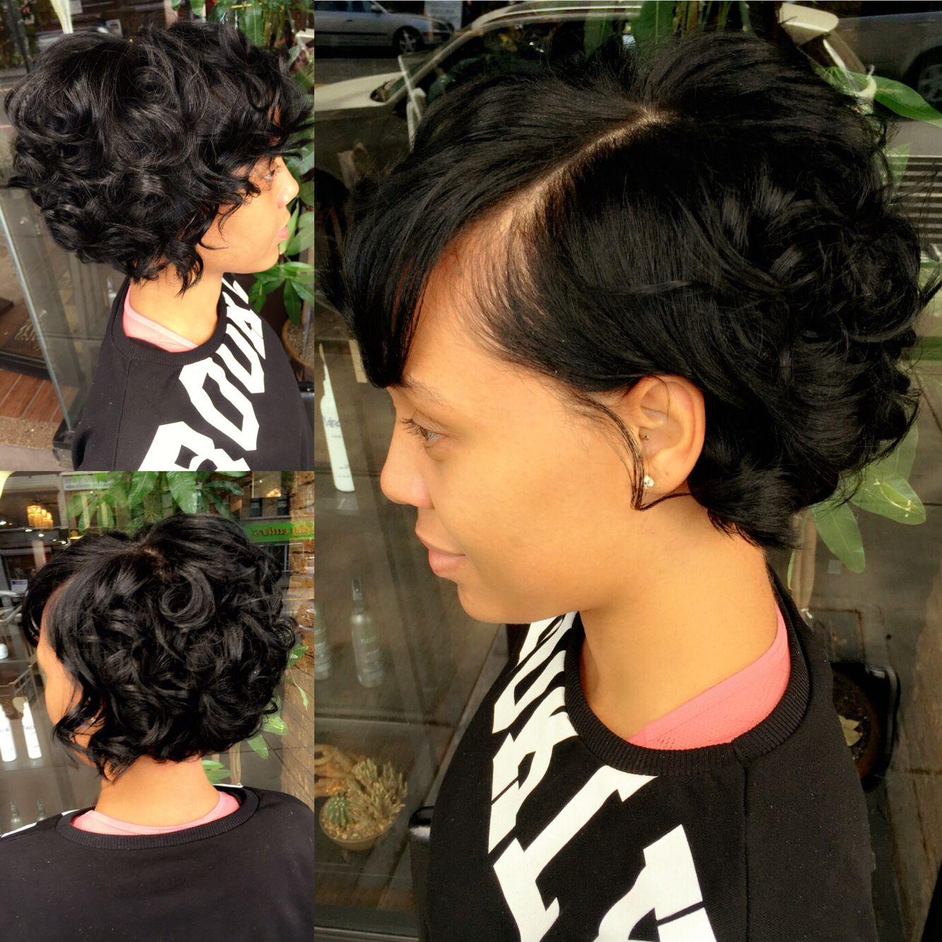 Artistrygg Glamorous Hair African American Haircuts Short Straight Hair