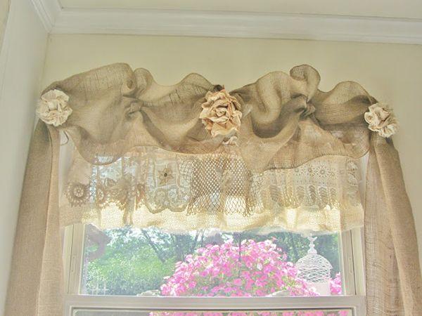 Gardinen selber nähen - 20 tolle DIY Gardinenideen Zukünftige - gardinen für die küche