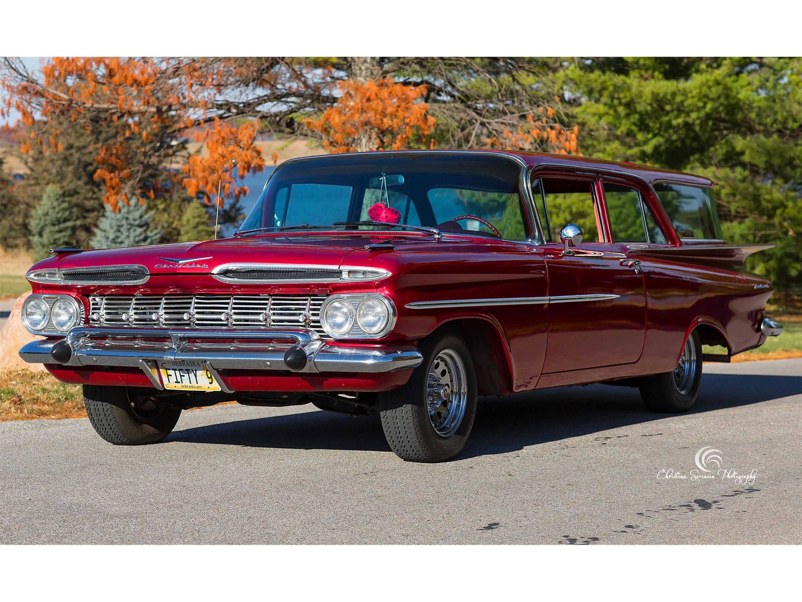 Chevys Lincoln Ne >> 1959 Chevrolet Brookwood For Sale Listing Id Cc 1091908