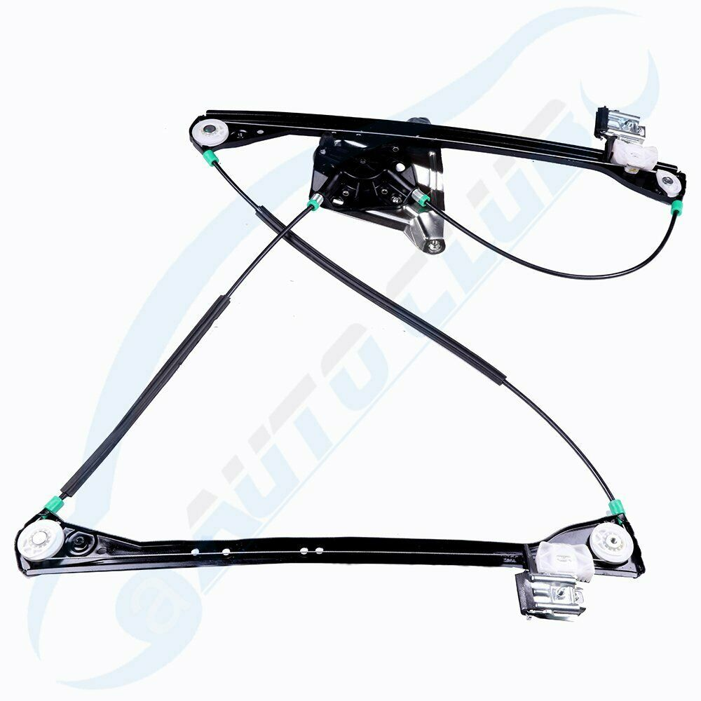 Front Left Driver Power Window Lift Regulator Replacement for 2003 2004 2005 2006 2007 Saab 9-3