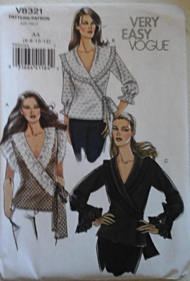 Pin von Jeann\'s Two Girl Pugs@Bonanza.com auf Misses\' Vogue Sewing ...