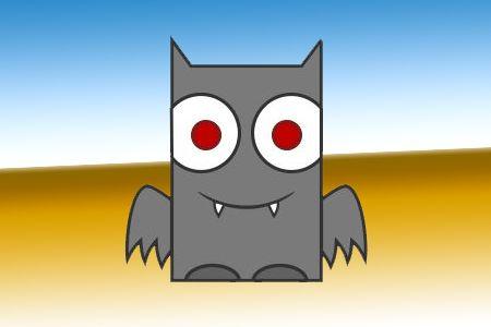 تعليم الأطفال رسم خفاش تعلم الرسم تعلم الرسم
