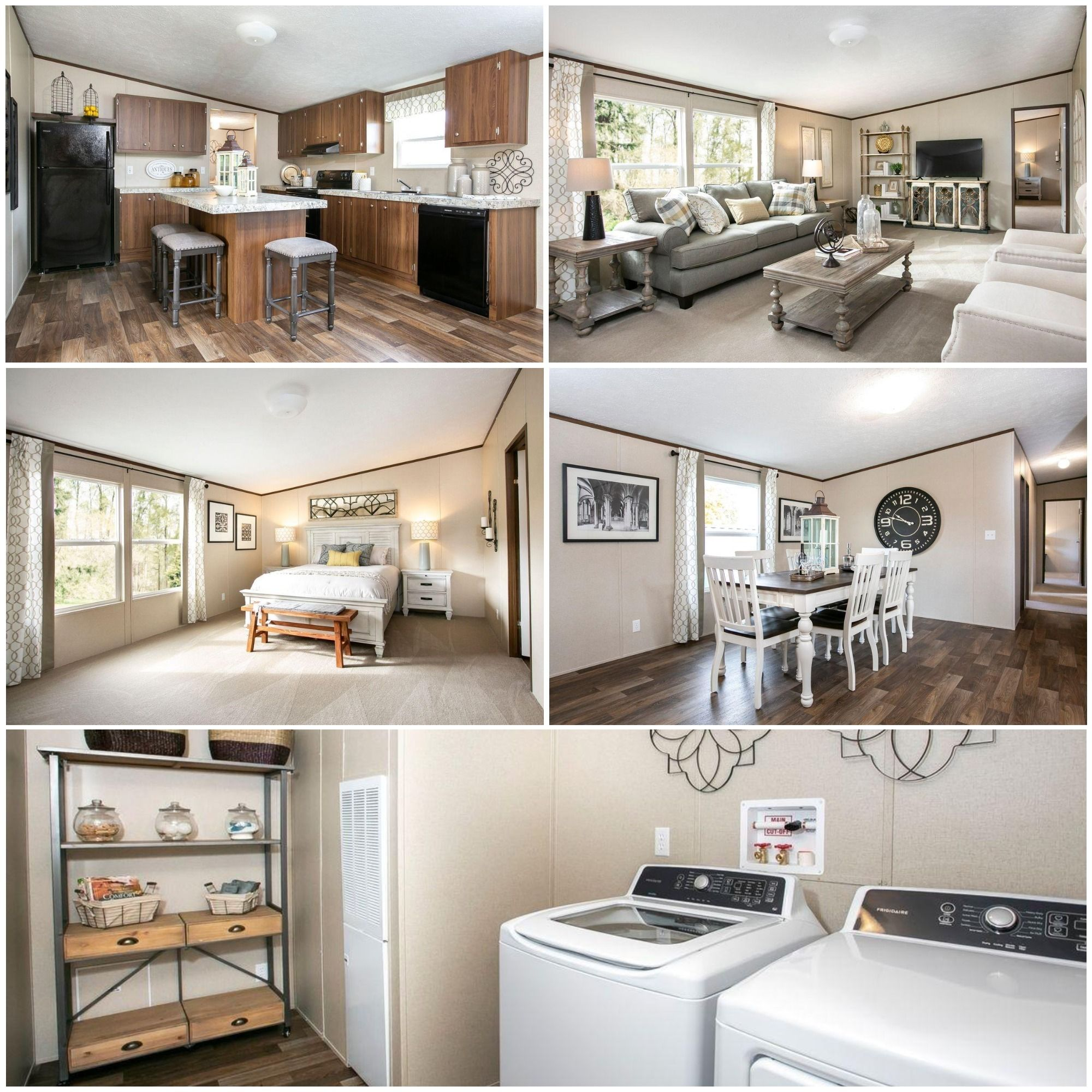 5 Bed 3 Bath Mobile Home For