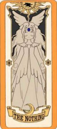 Clow Card - The Nothing