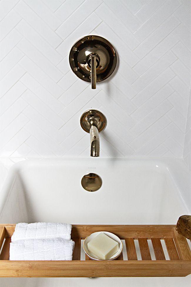 bathroom-renovation-sarahshermansamuel | Shower Caddy | Pinterest ...