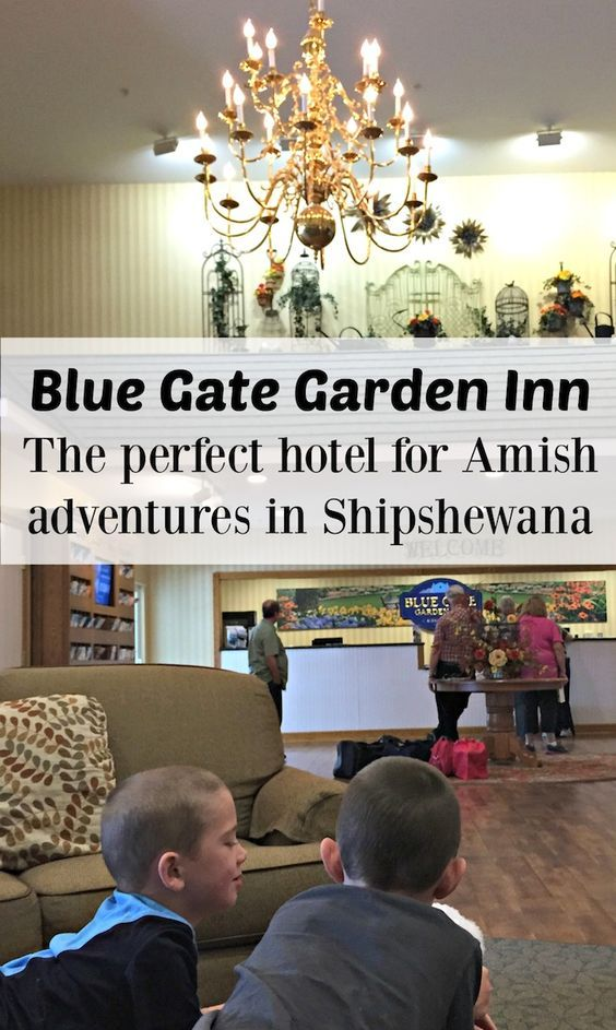 Blue Gate Garden Inn Review   The Perfect Hotel For Amish Adventures In  Shipshewana, Indiana