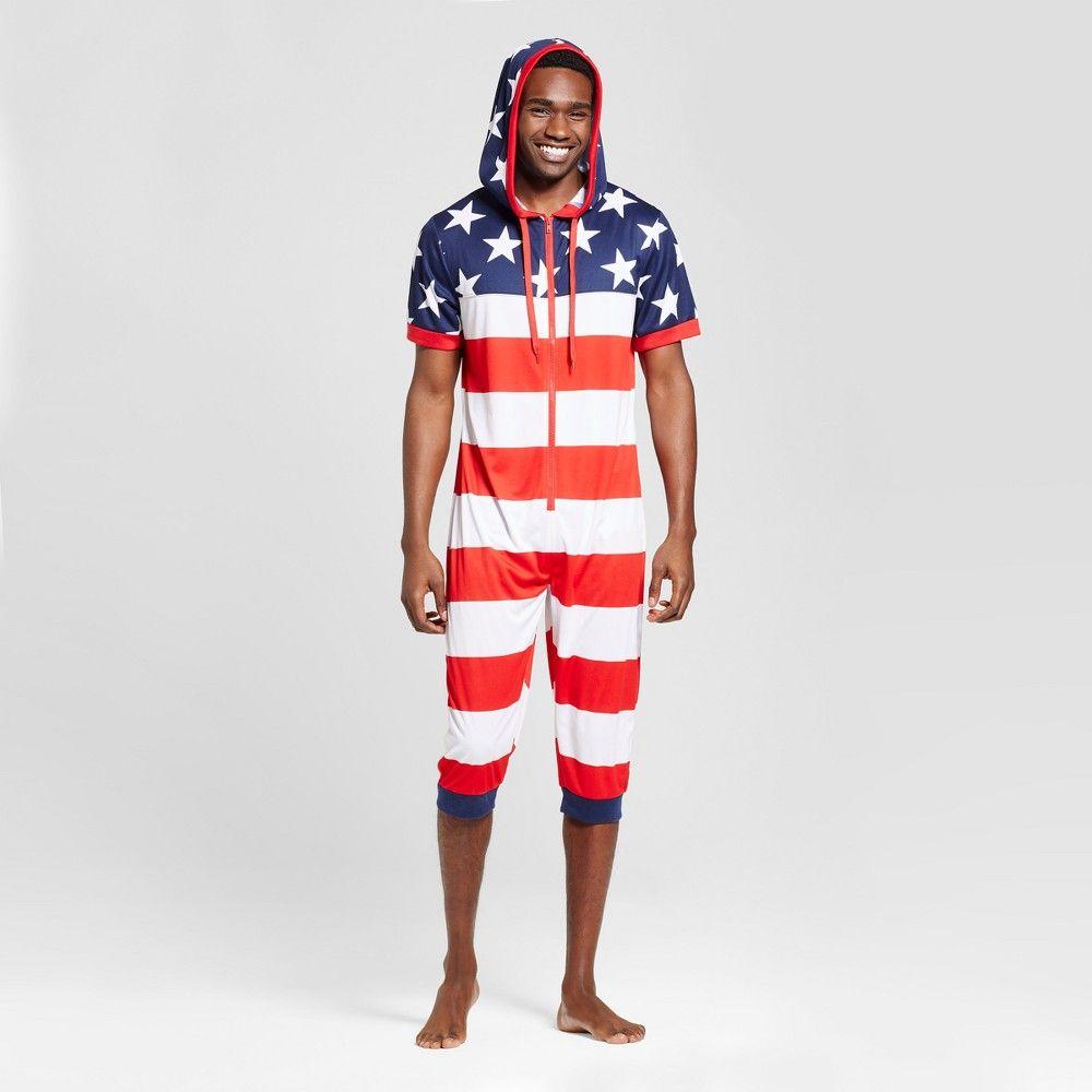 97244c741b8 Men s Americana Union Suit Navy -L