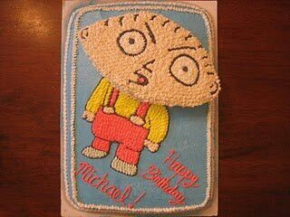 Stewie, The Family Guy ~Kelly