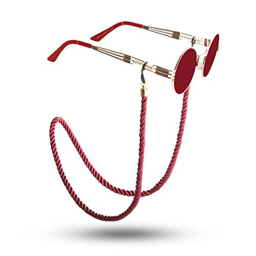 Eyeglass Chains & Holders Kalevel Eyeglass Strap Eyeglass Holder Eyeglasses Strap Holder Chain Retro Great Varieties Jewelry & Watches