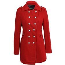 80d359a30a Casaco Inglês Lã - vermelho - inverno