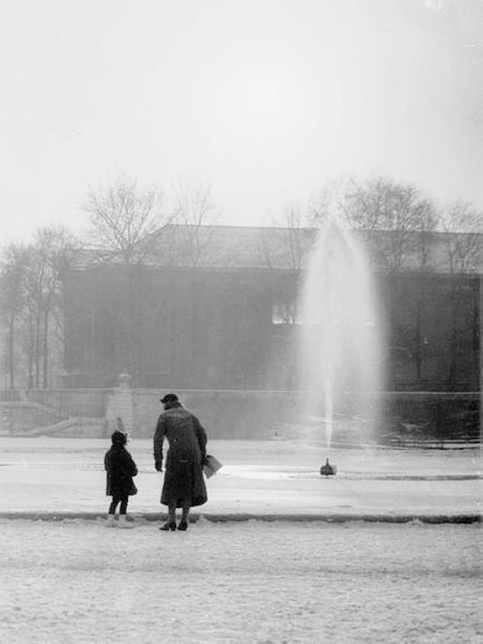 Jardin Des Tuileries Paris 1939 Photo By Noel Le Boyer Photo