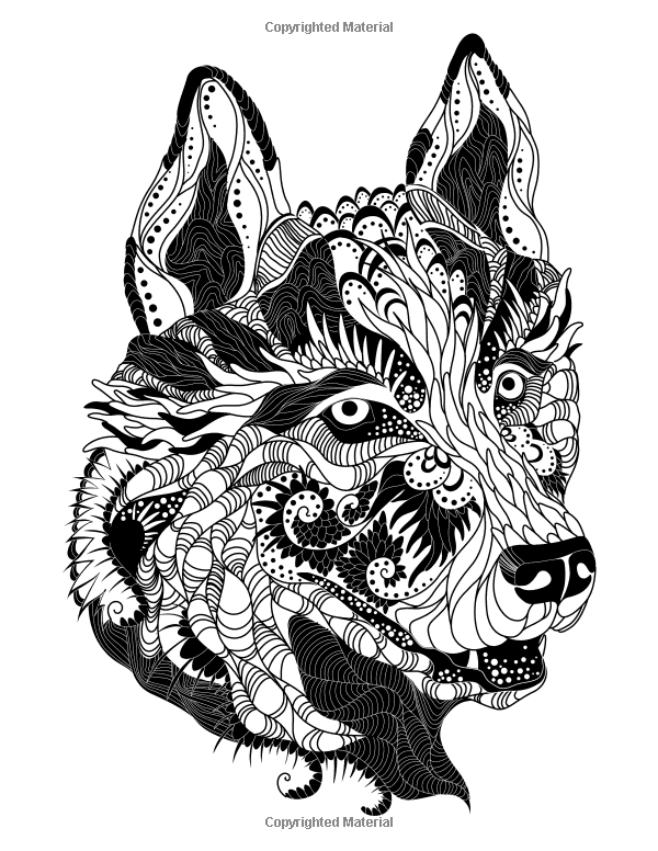 Robot Check Animal Coloring Pages Dog Coloring Page Dog Tattoos