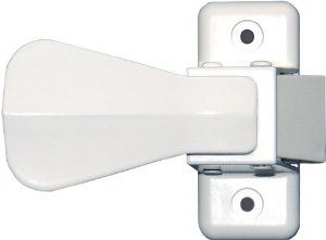 Ideal Security Inc Sk357w Universal Latch White By Ideal Security Inc 7 78 From The Manufacturer Screen Door Hardware Door Handle Sets Window Hardware