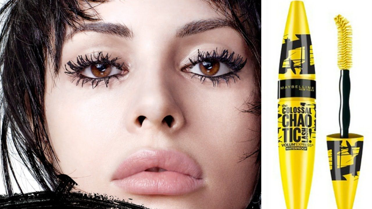 407ac5f034f Maybelline Chaotic Lash Mascara First Impression + Demo #makeup #mascara  #new #popular #youtube #tutorial #demo #eyes #lashes #maybelline