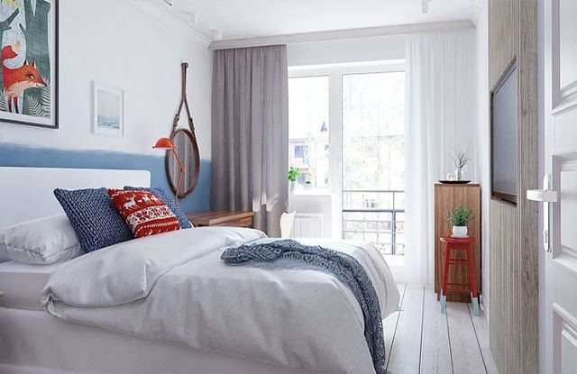 Virlova Interiorismo: [Projects] Diseño de 105 m² en tendencia nórdica