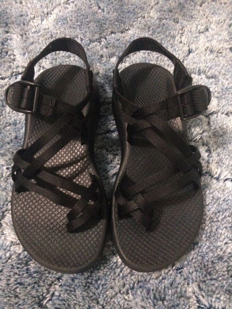 1d46659db90c WOMEN S CHACO ZX 2 CLASSIC BLACK NYLON SHOES SANDALS SIZE 7  fashion   clothing  shoes  accessories  womensshoes  sandals (ebay link)