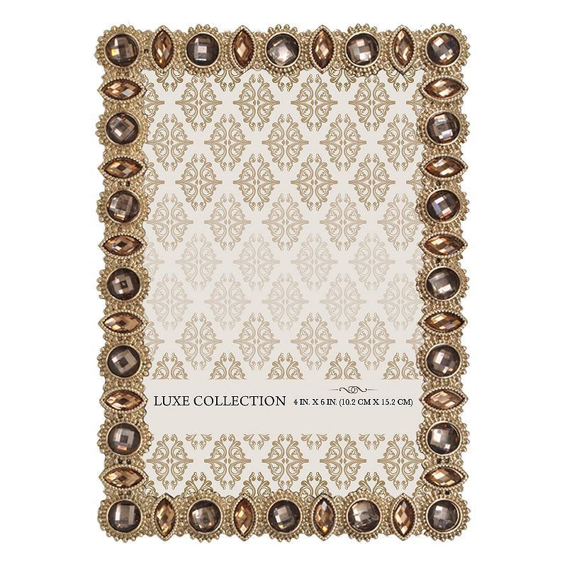 Belle Maison Jeweled 4 X 6 Frame Products Frame Jewels Home Decor