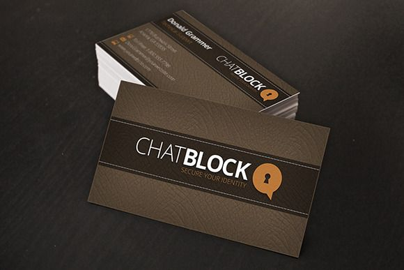Leather Business Cards Free Logo Leather Business Cards Business Card Photoshop Business Card Design Inspiration