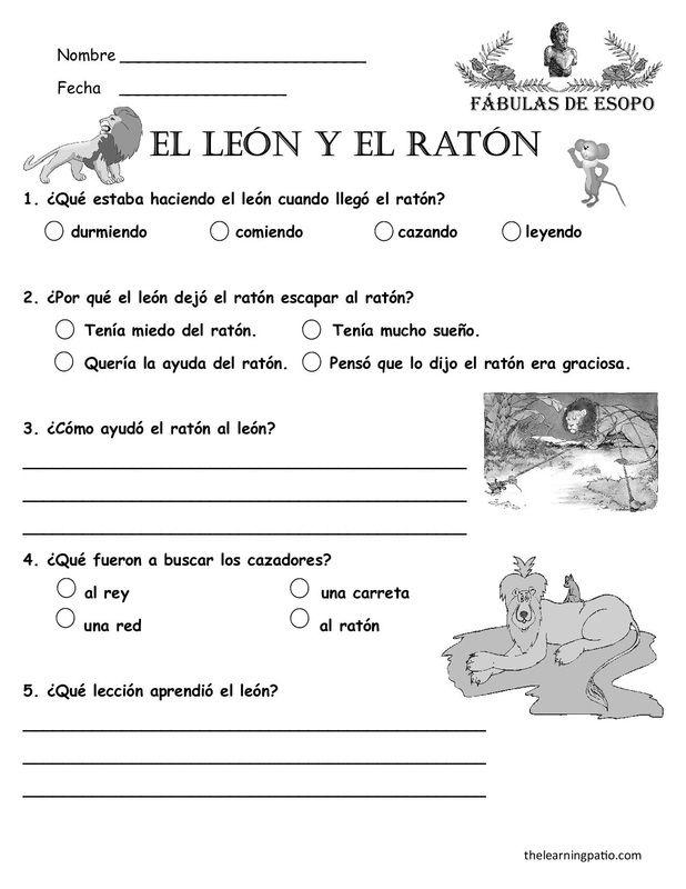 Picture Cuentos Y Fabulas