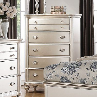 House of Hampton Tiya 6 Drawer Chest in 2018 Products Pinterest