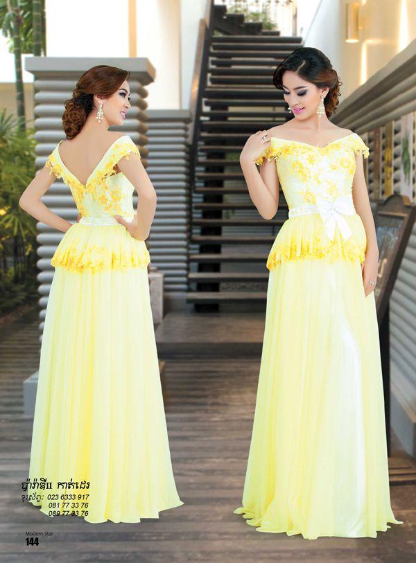 Khmer Dress | khmer-dress | Pinterest