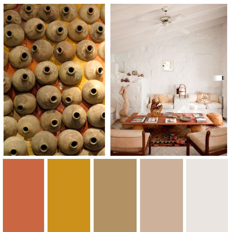 wwwlemonbe color, mexico, union, tonos calidos, sala, living