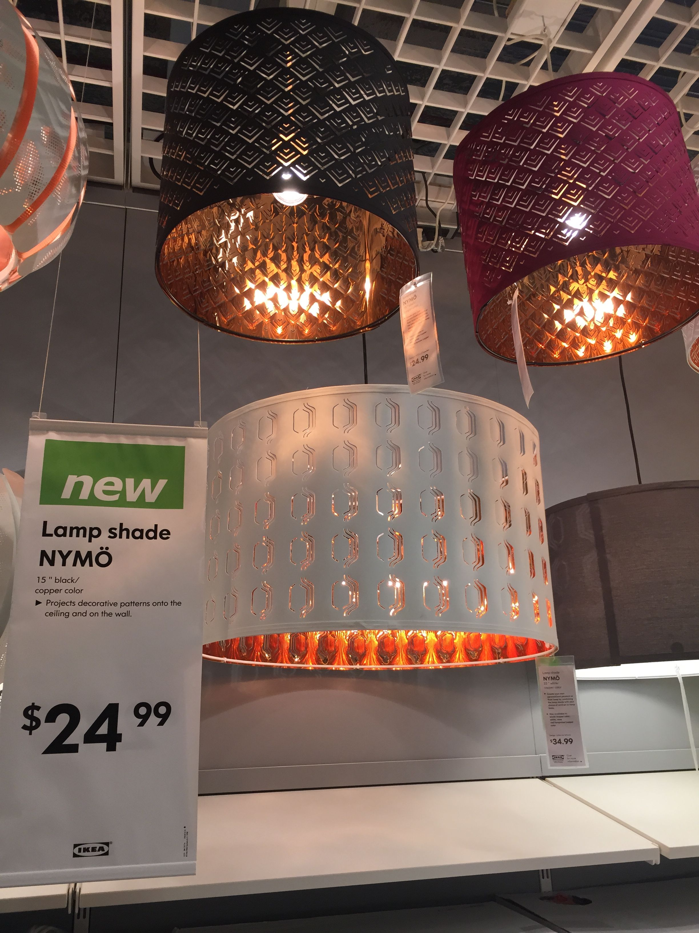 Nymo Lamp Shades Ikea