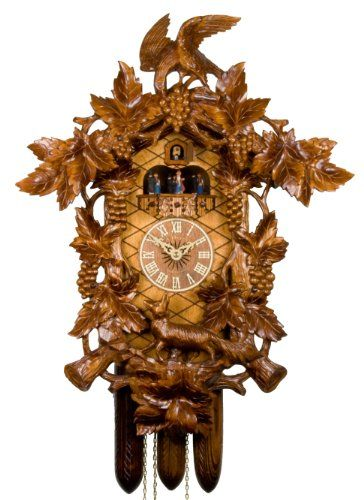 Adolf Herr Cuckoo Clock The Fox In The Vineyard You Can Find More Details By Visiting The Image Link Note It S An Affiliate Li Cuckoo Clock Clock Cuckoo