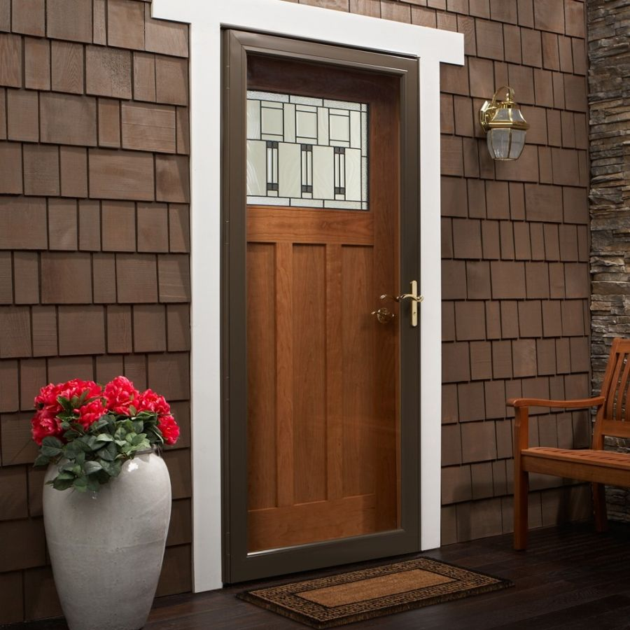 Andersen 36 X 80 Contemporary Fullview Storm Door Color